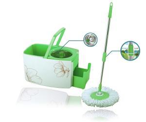 China Espanador de gerencio mágico do espanador fácil do líquido de limpeza do assoalho de 360 graus on sale