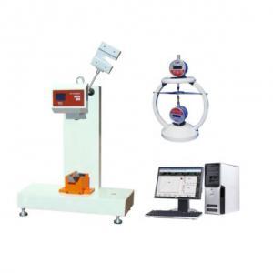 China Digital Display Charpy Impact Testing Machine Electronic Power AC 220V on sale