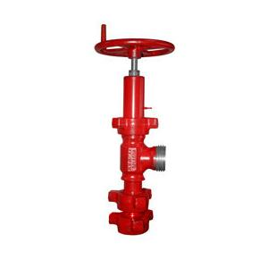 China 2 Figure 1502 Adjustable Choke Valve, 15000PSI, API Monogramed on sale