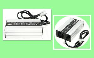 China 60V 12A Lithium Motorcycle Trickle Battery Charger CC CV Automatic Charging on sale