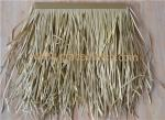 China High quality good flexibility synthetic thatch manufacturer wholesale