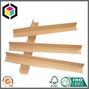 China Brown Kraft Paper L Shape Corner Protector; High Quality Corner Guards on sale
