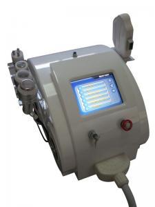 China 6 In 1 Poratble e Light RF Vacuum Slimming Machine , Intense Pulsed Light 10 - 50 J / cm2 on sale