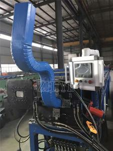 China Zhiye Ce Standard Ppgi Steel Pipes Cold Forming Machine For Sale on sale