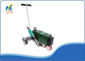 China Stable Hot Air Welder , Plastic Welder Machine TPO Waterproofing Membrane Roofing on sale