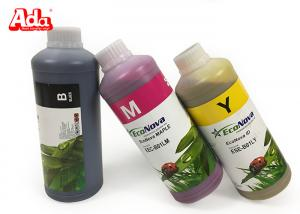 China Outdoor Water Based Sublimation Ink , 100ML / 1000ML Ink For Sublimation Printing on sale
