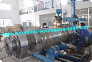 China Pipe Welding Manipulator With Lincoln Submerged Arc Welding Head 360° Rotation on sale