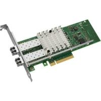 China E10G42BFSR 10Gbps Dual port LC Fibre PCIe 8x Ethernet Server Adapter X520 - SR2 on sale