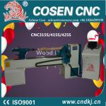 Factory Supply COSEN Brand CNC Wood Beads Lathe Making Wooden Handle