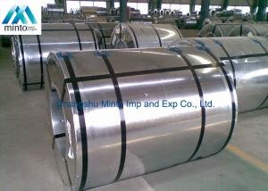 China High Strength Aluminum Zinc Cold Rolled Steel Coil GL With SGS Approvals on sale