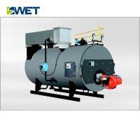 China Mini low pressure 2t/h 1.6 mpa fire tube oil field oil gas steam boiler for sale on sale