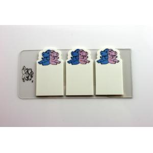 China 25mm * 45mm Eco - friendly PE Customized Printed Cool Fun Colorful Sticky Notes on sale