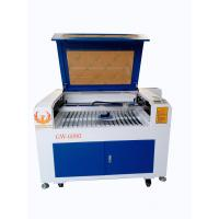 6090 MDF paper wood acrylic laser cutting machine, image photo laser engraving machine, invataion card laser cutter