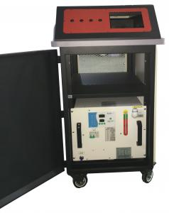 China 6.5KG Laser Machine Spare Part 1500W Fiber Laser Welding Cabinet With Cooling Water Chiller on sale