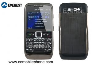 China DVB-T Digital TV mobile phone dual sim cell phone CE TV phone CE Everest E71 Pro on sale