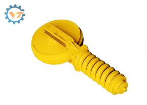China Yellow Color Track Cylinder Assembly For E200B Earthmoving Undercarriage on sale