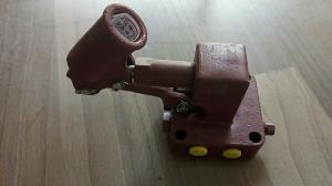 China SR16   SR18  road roller assy  hand oil pump assy    254-66-01000   shantui manual fuel pump on sale