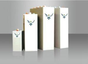 China OPzV battery 4 OPzV 200, Gel Battery with tubular positive plates on sale