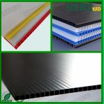Conductive Colorful ESD Storage Box / Recycled Polypropylene Corrugated Board