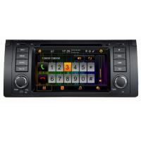 car multi media player for BMW M5 /E39 /X5 /E53 with car radio iPod OCB-7211