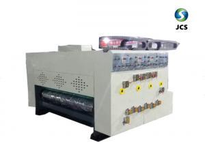 China High Efficiency Corrugated Box Printing Machine With Auto Feeder Energy Saving on sale