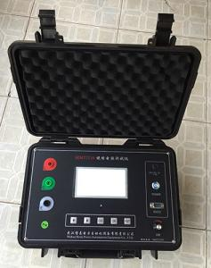 Quality Light Digital Insulation Resistance Tester , 10KV Insulation Resistance Test for sale