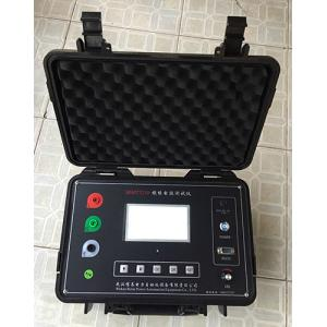Quality Light Digital Insulation Resistance Tester , 10KV Insulation Resistance Test Instrument for sale
