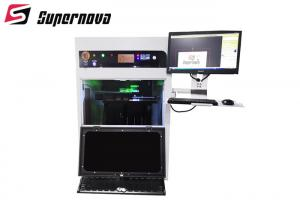 China OEM Supported 3D Laser Engraving  Machine for Glass & Crystal on sale