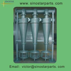China Waste Paper Recycling Hi-Density Cleaner on sale