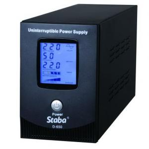 China Line-interactive Uninterruptible Power Supply with Big LCD Displayer on sale