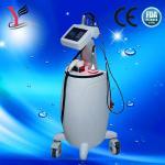 Buena cavitación del efecto que adelgaza la máquina de disolución gorda tripolar del RF, RF que adelgaza pérdida de peso