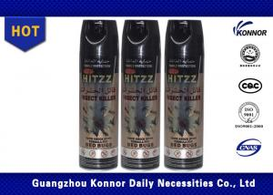 China 750ml Water Base Mosquito Repellent Spray For Toilet And Bathroom MSDS on sale
