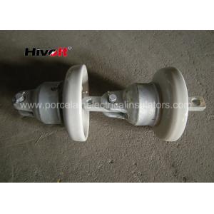 O multi isolador de suspensão da porcelana da cor/linha aérea isoladores para a terra alinha