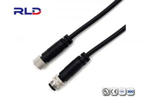 China Two Pin Waterproof Electrical Wire Connector Plug ,  IP67 Wire To Wire Connector on sale