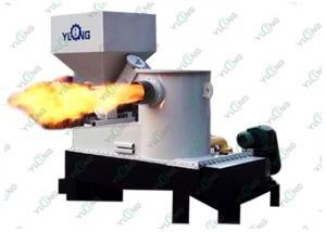 China 1,000,000kcal Energy Saving Sawdust Biomass Pellet Burner For Oil Boiler on sale