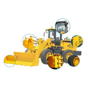 China Heavy construction equipment 5 ton wheel loader price cheap for sale on sale