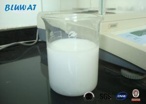 China Oily Wastewater Sludge Dehydration Polyelectrolyte Flocculant of Liquid Anionic Emulsion on sale