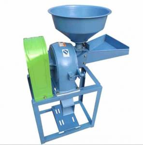 China Household feed crusher octagonal chilli and Platycodon pulverized machine on sale
