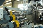 Electrical PMMA Sheet Extrusion Line PC Extrusion Sheet Equipment 1000mm / 1200mm Width