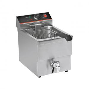 China 220V Electric Stainless Steel Deep Fryer for Commercial Use BN-12L on sale