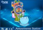 "China Piano Talent Music Kids Arcade Dance Machine With 22"" Circular Screen 40 Songs wholesale"