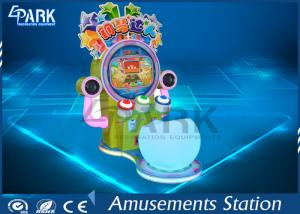China Piano Talent Music Kids Arcade Dance Machine With 22 Circular Screen 40 Songs on sale