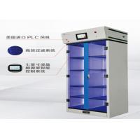China Ductless Medical Laboratory Storage Cabinets Metal Adjustable Shelves on sale