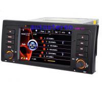 BMW 5 series X5 E39 E53 M5 Radio Satnav DVD Player / Bluetooth Car GPS Stereo 7 Inch Touch Screen