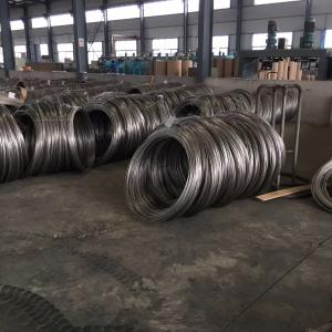 China Medical stainless steel wire SUS410 , SUS416 , SUS420J1 , SUS420J2 , SUS420F , SUS440A , SUS440C on sale
