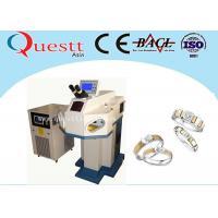Benchtop Type Jewelry Laser Welding Machine 60 - 100 J For Repair Metal Materials