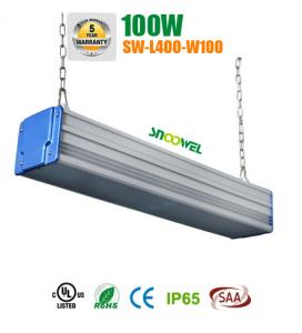 China 170lm/W Led Linear High Bay Light Waterproof Linear Led Lamp AC100-240V 50-60Hz on sale