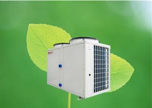 China High temperature heat pump, 39C-55C hot water heater, heat pump water heater on sale