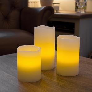 China Battery Operated Flameless LED Candle on sale