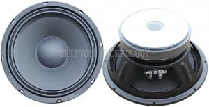China 150 Watts 10'' Subwoofer Powered PA Speakers Black 8ohm With Ferrite Magnet on sale